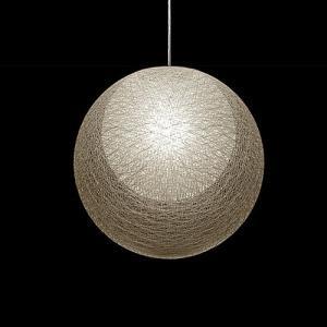 照明|ヤマギワ yamagiwa「MAYUHANA」PENDANT LAMP 二重 φ360mm (コードカット無料キャンペーン)|yamagiwa
