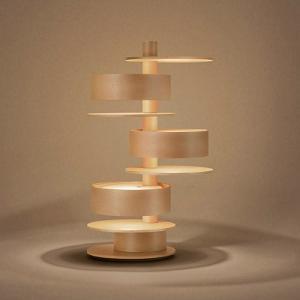 テーブル照明|フランクロイドライト 「PAPER TALIESIN(紙のタリアセン)」坂茂モデル(受注品)S7416|yamagiwa