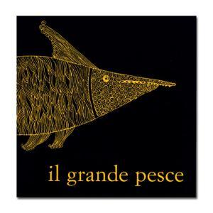コッライーニ Corraini 「 il grande pesce 」|yamagiwa