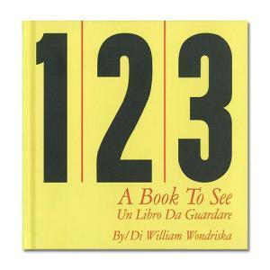 プレミアム会員限定!ポイント最大27倍| Corraini 「123 A BOOK TO SEE UN LIBRO DA GUARDARE」|yamagiwa