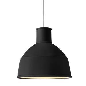 北欧照明 ペンダント|MUUTO 「UNFOLD PENDANT LAMP」ブラック|yamagiwa