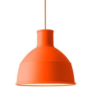 (3月上旬入荷予定)北欧照明 ペンダント|MUUTO 「UNFOLD PENDANT LAMP」オレンジ|yamagiwa