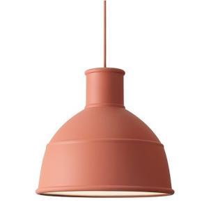 (3月上旬入荷予定)北欧照明 ペンダント|MUUTO 「UNFOLD PENDANT LAMP」テラコッタ|yamagiwa