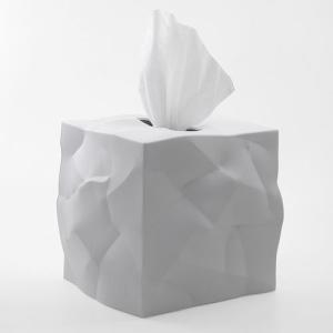 エッセイ essey 「Wipy-Cube」ホワイト