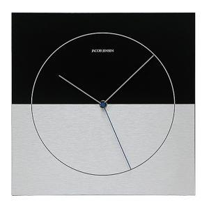 プレミアム会員限定!ポイント最大27倍 JACOB JENSEN(ヤコブ・イェンセン)「Wall Clock JJ315」 yamagiwa