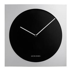 プレミアム会員限定!ポイント最大32倍|JACOB JENSEN(ヤコブ・イェンセン)「Wall Clock 318」|yamagiwa