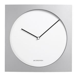 プレミアム会員限定!ポイント最大32倍|JACOB JENSEN(ヤコブ・イェンセン)「Wall Clock 319」|yamagiwa