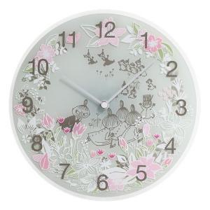 MOOMIN TIMEPIECES(ムーミン・タイムピーシーズ)「Little My chasing」|yamagiwa