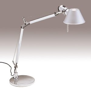 (OUTLET)Artemide(アルテミデ)「TOLOMEO MINI」  「618S7128S」シルバー|yamagiwa