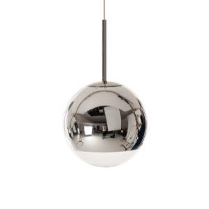 TOM DIXON(トム・ディクソン)「MIRROR BALL PENDANT 25(ミラーボール)」クローム【ランプ別】【専用ランプ】|yamagiwa