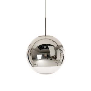 TOM DIXON(トム・ディクソン)「MIRROR BALL PENDANT 40(ミラーボール)」クローム【ランプ別】【専用ランプ】|yamagiwa
