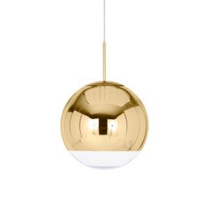 TOM DIXON(トム・ディクソン)「MIRROR BALL PENDANT 40(ミラーボール)」ゴールド【ランプ別】【専用ランプ】|yamagiwa