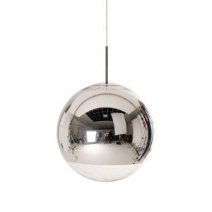 TOM DIXON(トム・ディクソン)「MIRROR BALL PENDANT 50(ミラーボール)」クローム【ランプ別】【専用ランプ】|yamagiwa