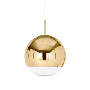 TOM DIXON(トム・ディクソン)「MIRROR BALL PENDANT 50(ミラーボール)」ゴールド【ランプ別】【専用ランプ】|yamagiwa
