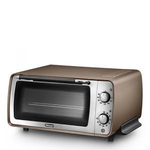 デロンギ「オーブン&トースター EOI407J-BZ」 フューチャーブロンズ|yamagiwa