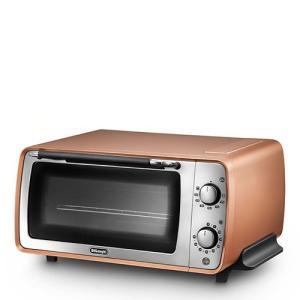 デロンギ「オーブン&トースター EOI407J-CP」 スタイルコッパー|yamagiwa