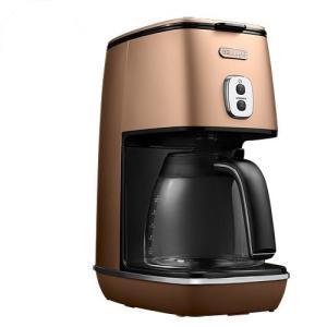 プレミアム会員限定!ポイント最大32倍|デロンギ ドリップコーヒーメーカー ICMI011J-CP スタイルコッパー|yamagiwa