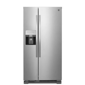 Kenmore(ケンモア)冷凍冷蔵庫606L ステンレス[888KRS5175S]|yamagiwa