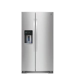 Kenmore(ケンモア)冷凍冷蔵庫583L ステンレス[888KRS5178S]|yamagiwa