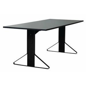 アルテック テーブル artek カアリ・テーブル W200cm ナチュラルオーク/ライトグレーリノリウム(取寄品) yamagiwa
