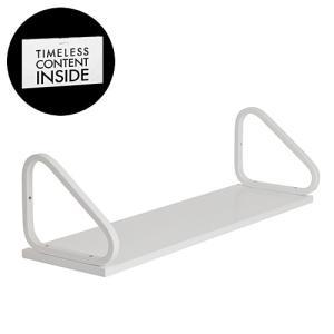 アルテック 家具|artekアルテック 112B Carry Away Series 壁付棚 ホワイト(取寄品)|yamagiwa
