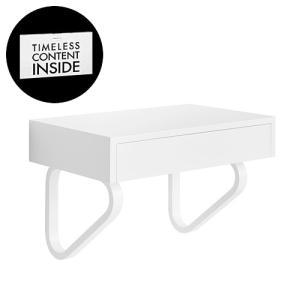 アルテック 家具|artekアルテック 114B Carry Away Series 壁付けドロワー」ホワイト(取寄品)|yamagiwa