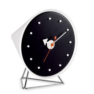 プレミアム会員限定!ポイント最大27倍|置時計|Vitraヴィトラ Cone Clock コーンクロック|yamagiwa