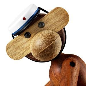 プレミアム会員限定!ポイント最大32倍|北欧雑貨|カイ・ボイスン デンマーク 「Monkey(モンキー)Sサイズ用学生帽」商業高校|yamagiwa