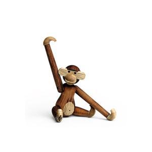 Kay Bojesen Denmark(カイ・ボイスン デンマーク)「Monkey(モンキー)」mini チーク/リンバ [99639249]|yamagiwa