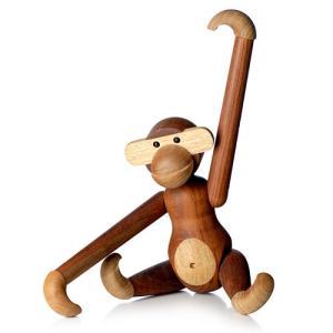 プレミアム会員限定!ポイント最大32倍|北欧雑貨|カイ・ボイスン デンマーク 「Monkey」Lサイズ(受注品)|yamagiwa