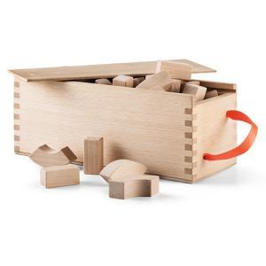 北欧雑貨|カイ・ボイスン デンマーク 「Alphabet blocks」|yamagiwa