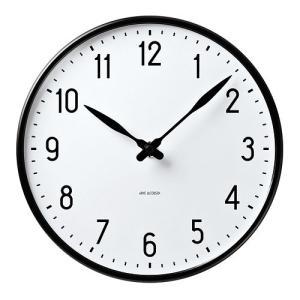 プレミアム会員限定!ポイント最大32倍|ローゼンダール 掛時計 「Station(ステーションクロック)」290mm|yamagiwa