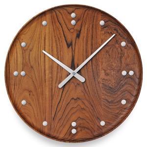 Finn Juhl(フィン・ユール) Wall Clock 345mm|yamagiwa