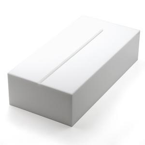 エアフレーム AIR FRAME「IDIOM / TISSUE」 ホワイト