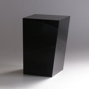 ゴミ箱 おしゃれ インテリア|AIR FRAME(エアフレーム)「IDIOM DUST BOX M」 ブラック|yamagiwa