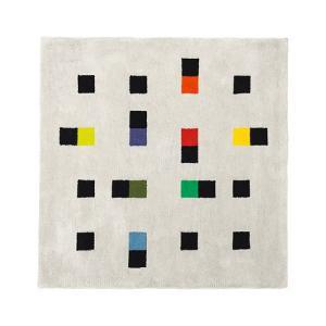 METROCS(メトロクス)「マックス・ビル ラグ colorful accents(カラフルアクセンツ)」1600|yamagiwa