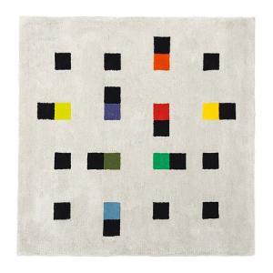 METROCS(メトロクス)「マックス・ビル ラグ colorful accents(カラフルアクセンツ)」1800|yamagiwa