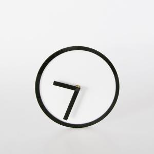 AIR FRAME(エアフレーム)「PICTO CLOCK S」ホワイト(996PC134WH)|yamagiwa