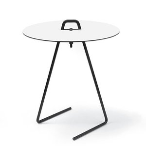 MOEBE(ムーベ)「SIDE TABLE(サイド・テーブル)」ホワイト