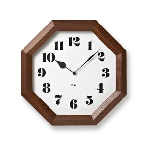プレミアム会員限定!ポイント最大32倍|レムノス Lemnos「八角の時計」|yamagiwa