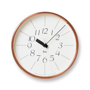 プレミアム会員限定!ポイント最大32倍|レムノス Lemnos「銅の時計」|yamagiwa