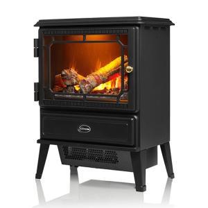 ディンプレックス 電気暖炉「 Gosford ゴスフォード」 1枚扉タイプ|yamagiwa