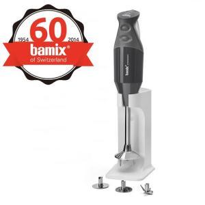 バーミックス フードプロセッサー|bamix M300 60周年スマートセット グレー(5大特典付)|yamagiwa