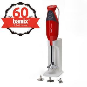 バーミックス フードプロセッサー|bamix M300 60周年スマートセット レッド(5大特典付)|yamagiwa