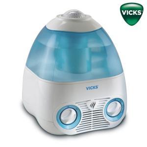 VICKS(ヴィックス)気化式加湿器 星のプロジェクター付き 「 Model V3700 」|yamagiwa