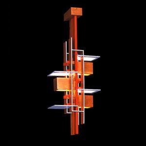 照明|フランクロイドライト タリアセンペンダントP2679 (受注品・要電気工事)|yamagiwa