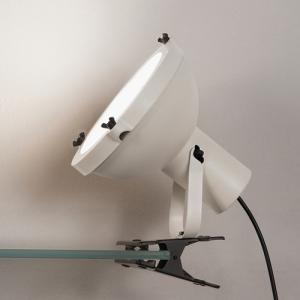 ネモ「PROJECTEUR165 WS PINZA(プロジェクター)」ホワイトサンド(ランプ別)|yamagiwa