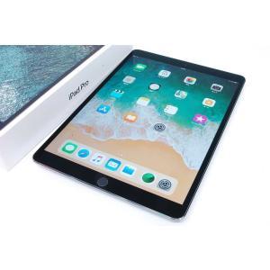アップル ソフトバンク アイパッド プロ iPad Pro Wi-Fi+Cellular 64GB スペースグレイ MQEY2J/A【未使用】