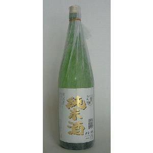 【山口県】【下松市】【金分銅酒造】純米酒1800ml(10000187)|yamaguchikaiseidou