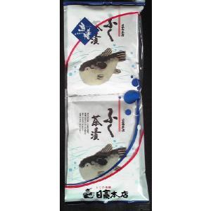 【山口県】【下関市】【日高食品】ふく茶漬6食(10000333)|yamaguchikaiseidou